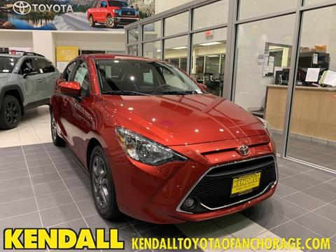 2020 Toyota Yaris for sale in Anchorage, AK