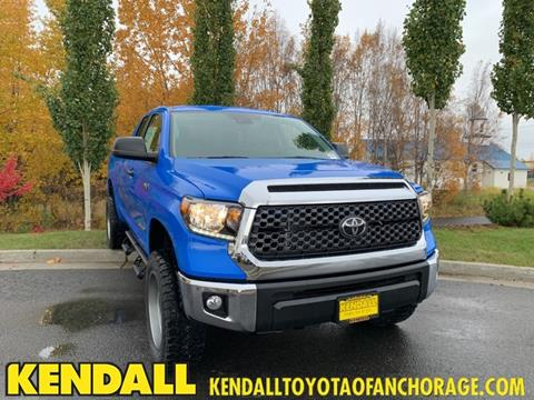 2020 Toyota Tundra for sale in Anchorage, AK