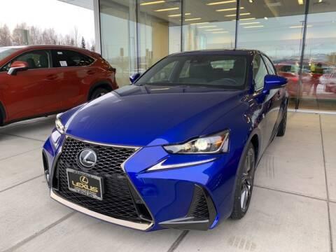 2020 Lexus IS 350