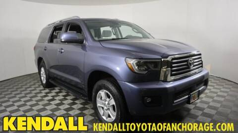 2019 Toyota Sequoia SR5 for sale at Kendall Toyota of Anchorage in Anchorage AK