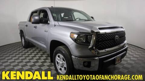 2019 Toyota Tundra SR5 for sale at Kendall Toyota of Anchorage in Anchorage AK