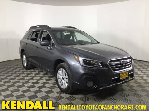 2019 Subaru Outback 2.5i Premium for sale at Kendall Toyota of Anchorage in Anchorage AK