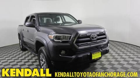 2017 Toyota Tacoma SR5 V6 for sale at Kendall Toyota of Anchorage in Anchorage AK