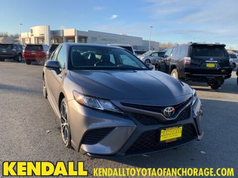 2020 Toyota Camry SE for sale at Kendall Toyota of Anchorage in Anchorage AK
