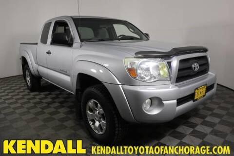 2006 Toyota Tacoma V6 for sale at Kendall Toyota of Anchorage in Anchorage AK