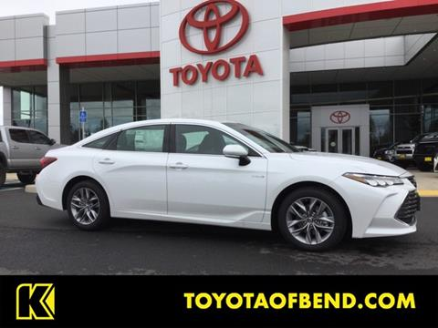 2019 Toyota Avalon Hybrid for sale in Bend, OR