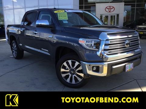 2019 Toyota Tundra for sale in Bend, OR