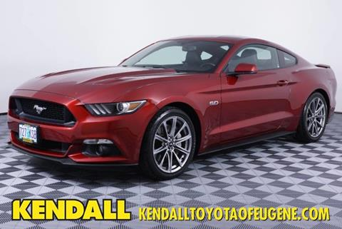 2015 Ford Mustang for sale in Eugene, OR