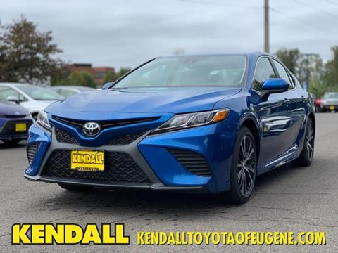 2019 Toyota Camry for sale in Eugene, OR