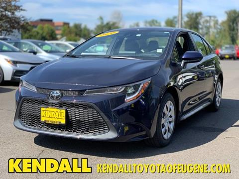 2020 Toyota Corolla for sale in Eugene, OR