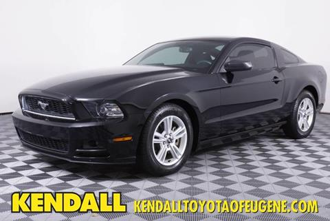2014 Ford Mustang for sale in Eugene, OR
