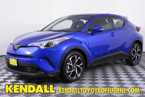 2018 Toyota C-HR for sale in Eugene, OR