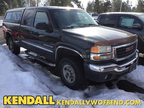 2004 GMC Sierra 2500HD for sale in Bend, OR
