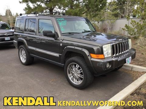 2006 Jeep Commander for sale in Bend, OR