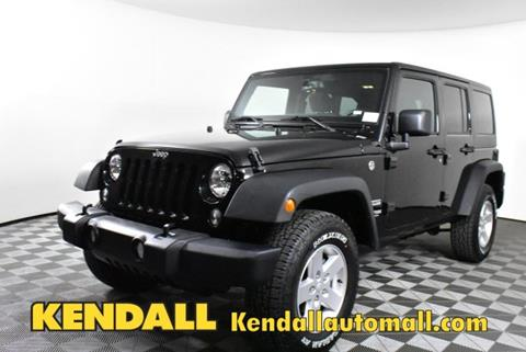 2018 Jeep Wrangler Unlimited for sale in Nampa, ID