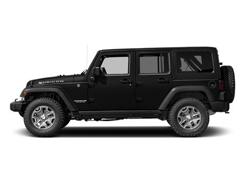 2016 Jeep Wrangler Unlimited for sale in Nampa, ID