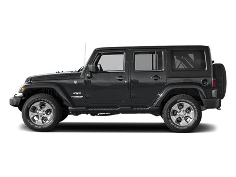 2017 Jeep Wrangler Unlimited for sale in Nampa, ID