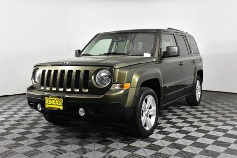 2015 Jeep Patriot for sale in Nampa, ID