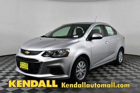 2019 Chevrolet Sonic for sale in Nampa, ID