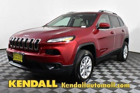2017 Jeep Cherokee for sale in Nampa, ID