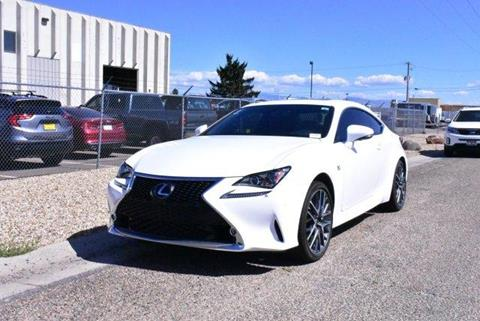 2016 Lexus RC 350 for sale in Nampa, ID