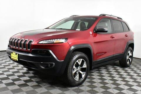 2015 Jeep Cherokee for sale in Nampa, ID