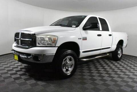 2007 Dodge Ram Pickup 2500 for sale at Kendall Auto Mall in Nampa ID