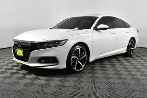 2020 Honda Accord Sport for sale at Kendall Auto Mall in Nampa ID