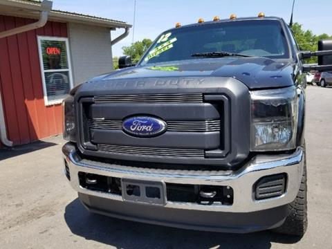 2012 Ford F-250 Super Duty for sale in Bethel Heights, AR