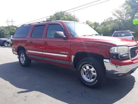 2001 GMC Yukon XL for sale in Bethel Heights, AR