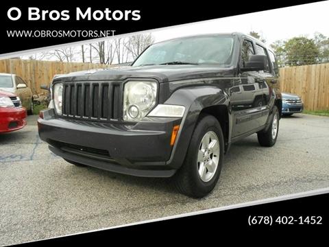 2011 Jeep Liberty for sale in Marietta, GA