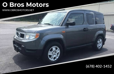 Used Honda Element For Sale In Georgia Carsforsale Com