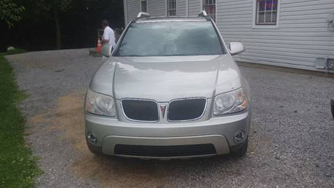 2007 Pontiac Torrent for sale in Crawfordsville, IN