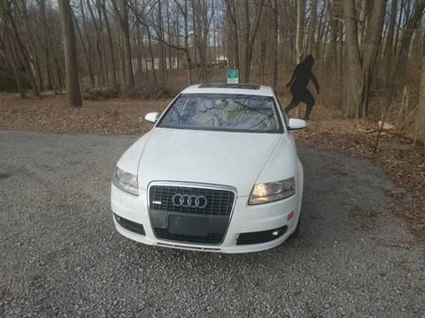 2008 Audi A6 3.2 quattro for sale at Bedrock Discount Autos in Crawfordsville IN