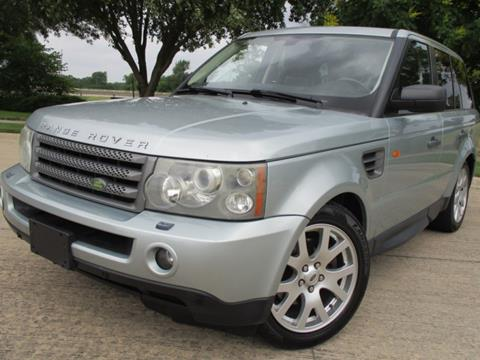 2008 Land Rover Range Rover Sport for sale in Arlington, TX