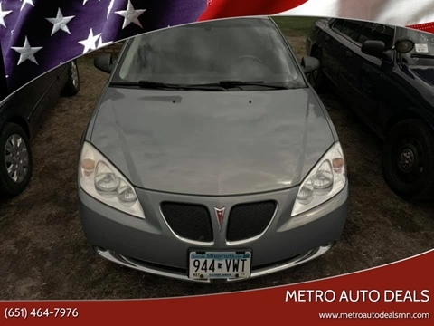 2009 Pontiac G6 for sale in Forest Lake, MN