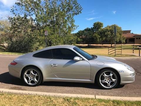 2006 Porsche 911 for sale in Scottsdale, AZ