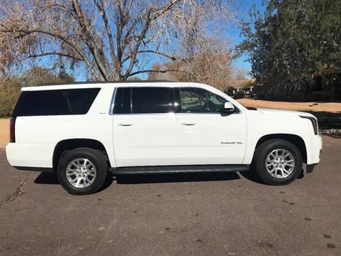 2016 GMC Yukon XL for sale in Scottsdale, AZ