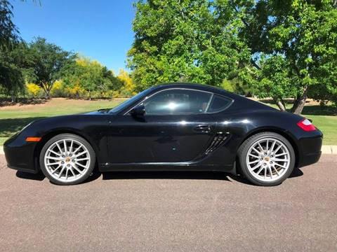 2007 Porsche Cayman for sale in Scottsdale, AZ
