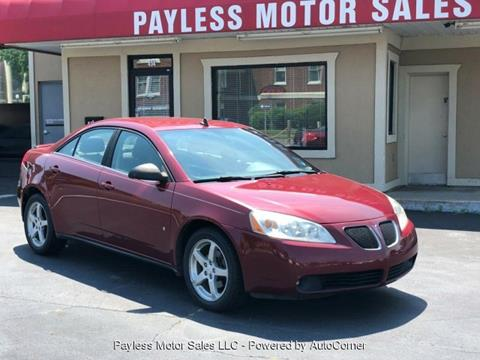 2009 Pontiac G6 for sale in Burlington, NC