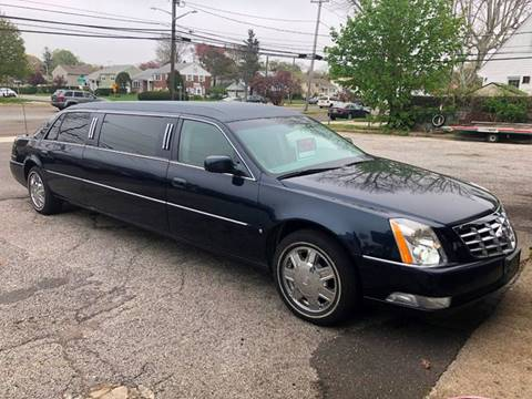 2006 Cadillac Deville Professional for sale in Freeport, NY