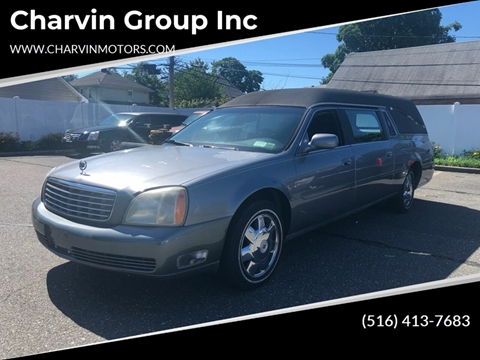 2003 Cadillac Deville Professional for sale in Freeport, NY