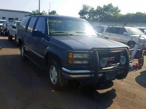 1997 GMC Suburban for sale in Freeport, NY