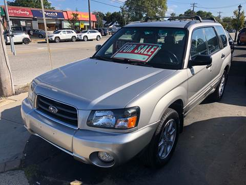 2005 Subaru Forester for sale in Freeport, NY