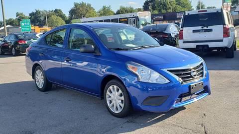 Nissan Dealership Lexington Ky >> Nissan Versa For Sale In Lexington Ky Lexington Auto Store