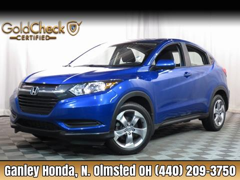 2018 Honda HR-V for sale in North Olmsted, OH