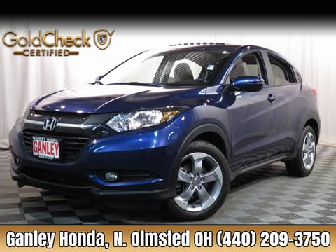 2017 Honda HR-V for sale in North Olmsted, OH