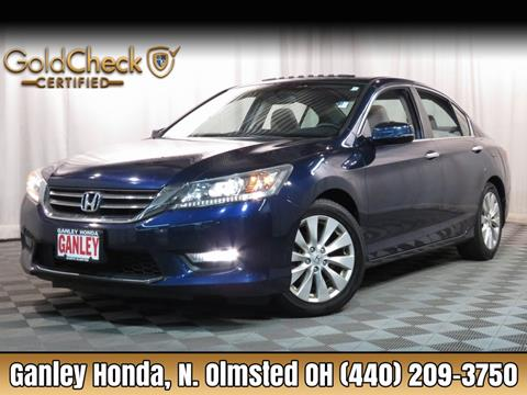 2015 Honda Accord for sale in North Olmsted, OH