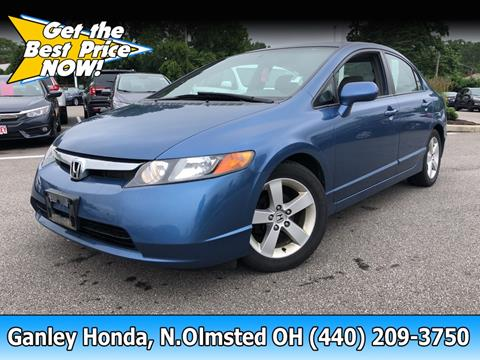 2007 Honda Civic for sale in North Olmsted, OH