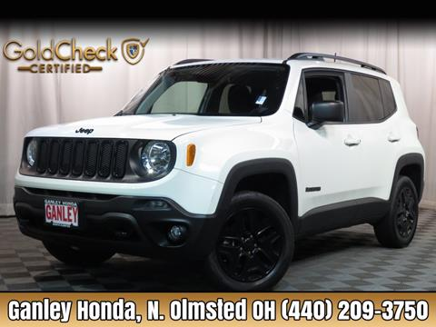 2018 Jeep Renegade for sale in North Olmsted, OH